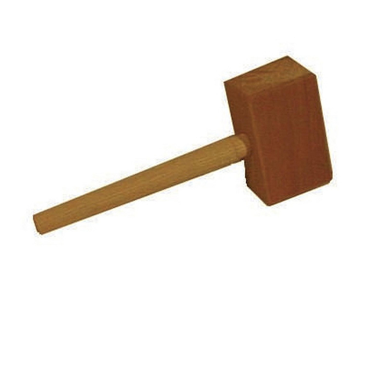 Houten hamer timmerhamer beitelhamer 36 cm