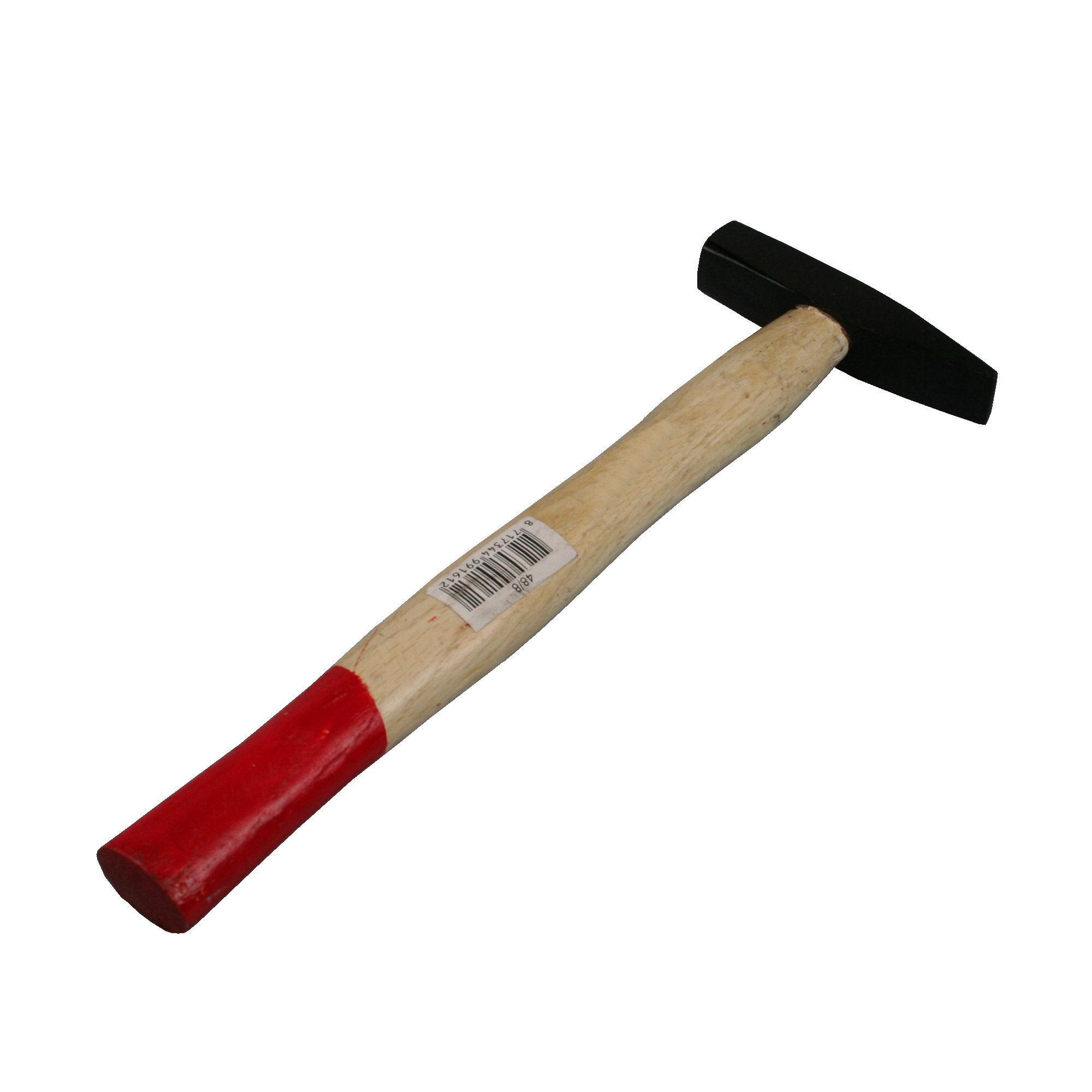 Bankhamer hamer 30 cm met houten steel 300 gram